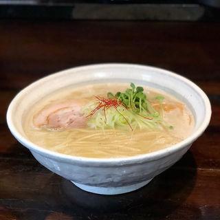 鶏麺しお(桐麺 )