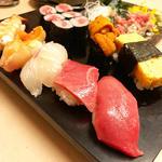 上野御徒町で寿司を楽しもう!おすすめ寿司メニュー9選