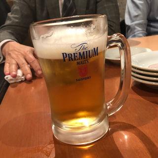 生ビール プレミアムモルツ(もっこすprimo (モッコス プリモ))