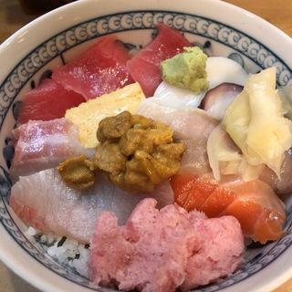 海鮮丼(石松亭)