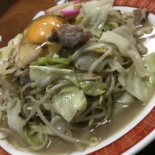 名代 大盛りちゃんぽん(みちば食堂 )