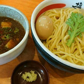 醤油つけ麺(竜王塩元帥 )