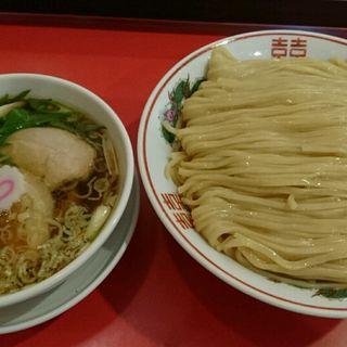 つけそば(新麦Ver.)特盛(カドヤ食堂 本店 (かどやしょくどう))