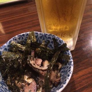 地鶏酢(元祖 焼鳥 丸万 高宮店 )
