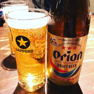 オリオンビール(あかちょこべ)