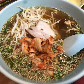 キムチラーメン(中華料理ぼたん )