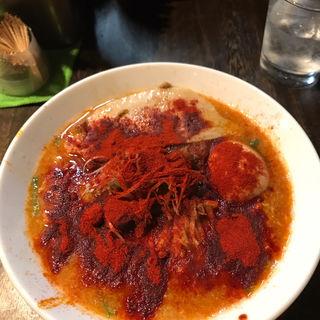 特製鶏辛paitan(POURET AMOUR)