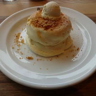 ホイップバターパンケーキ(2枚)(メレンゲ みなとみらい店)