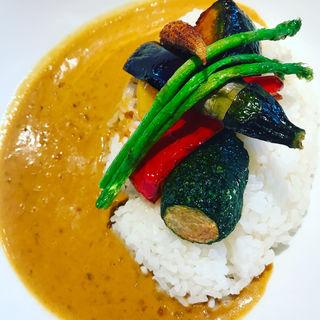 野菜カレー(虎ノ門バール )