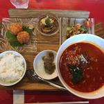麺セット(中国料理 四川  (シセン))