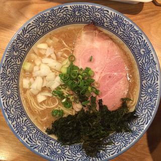 ほのかに香る煮干中華蕎麦(仙台中華蕎麦 仁屋 )