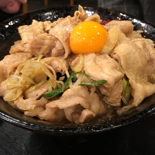 すた丼 並(伝説のすた丼屋 ヨドバシ梅田店 )