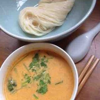ココナッツカレーうどん(Curry&Spice青い鳥)