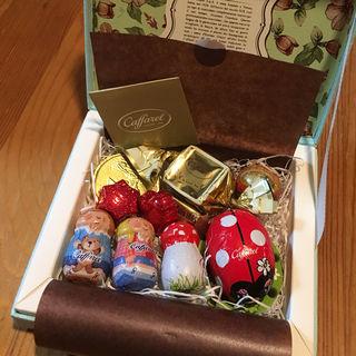 ジャンドゥーヤ チョコレート(カファレル 神戸北野本店 (Caffarel Cioccolate))