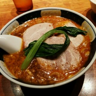 だあろう坦々麺(支那麺 はしご 本店 (橋悟))