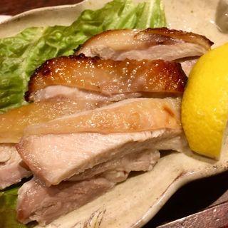 鶏肉の塩焼き(六ヶ城 (ろっかんじょう))