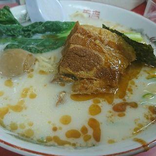 霧色煮卵入り(海皇)