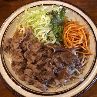 焼肉定食(むちゃちゃ )
