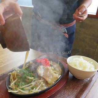 焼きラーメン(博多元気一番‼︎ 箱崎店)