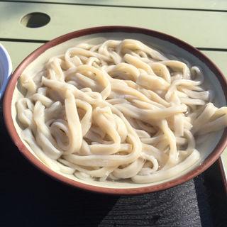 釜揚げうどん(京・茶房 TSURU )