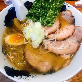 チャーシュー麺(ひじり屋 西新宿店 )