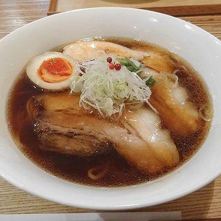 醤油ラーメン(キッチン ワタミヤ )