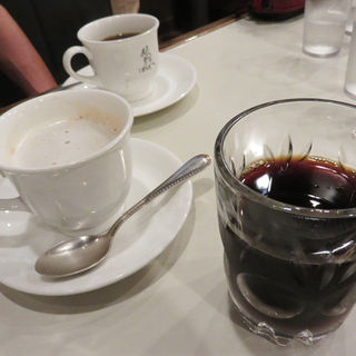 ブレンドコーヒー(珈琲のばんぢろ)