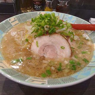 胡麻そば(炒麺処 可門)