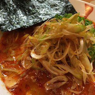 市川タンタンみそ(魂麺  (コンメン【旧魂麺 まつい】))