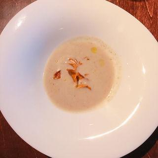 スープ(リストランテ リナッシェレ ドウジマ (Rinascere Dojima))