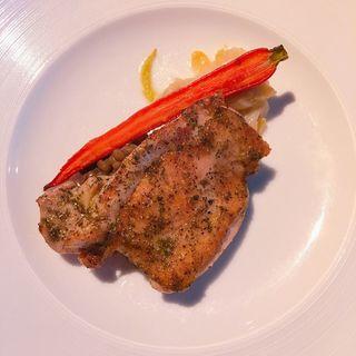 Secomd Piatto (肉料理)(リストランテ リナッシェレ ドウジマ (Rinascere Dojima))