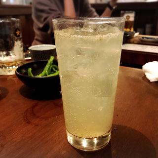 生レモンサワー(宮崎もも焼き専門店 太一)