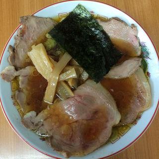"""醤油 肉""""トッピング(陸王 )"""
