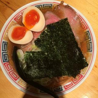 特製醤油ラーメン(麺ハウス こもれ美 )