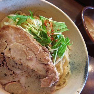つけ麺(麺処 と市)