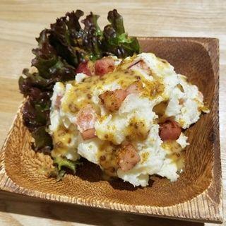 ポテサラ男爵監修 カレー屋さんのポテトサラダ(コスギカレー (KOSUGI CURRY))