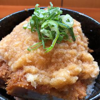 おろしカツ丼(かつ兵衛)