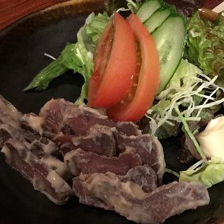 タンの味噌漬け(もっきんばーど )