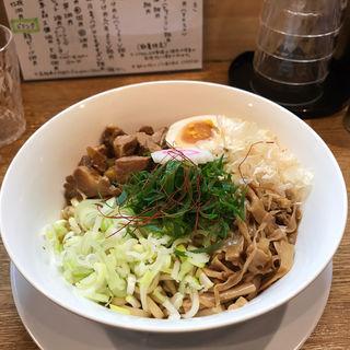 まぜ麺Z13号(中華そば桐麺)