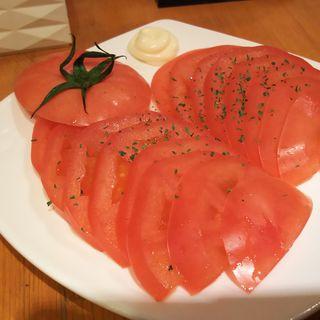 トマトスライス(がブリチキン。 武蔵小杉店 )