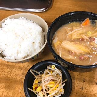 トンミニ定食(十八番 本店 (ジュウハチバン))