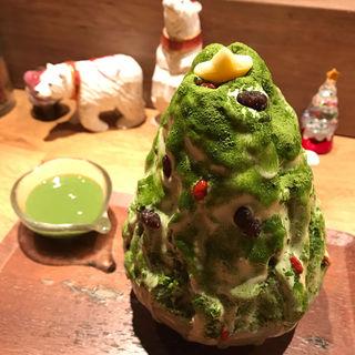 クリスマスツリー(氷屋ぴぃす )