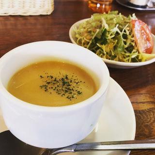 スープ&サラダ(キッチン ポアレ)