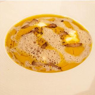 かぼちゃとベーコンスープ(La table au japon (ラ・ターブル・オ・ジャポン ))