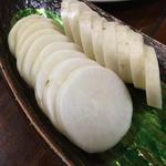 大根の柿漬け(お山の大将 )
