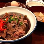 牛丼(アフェット 麻布台 (affetto))
