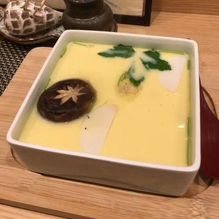 特製稲穂茶碗蒸し(茶碗蒸し本舗稲穂 中洲店)