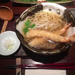 天ぷらそば(蕎麦流々 千角 (せんかく))