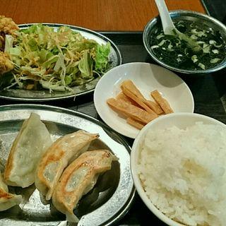 餃子ランチ(味満餃子 )