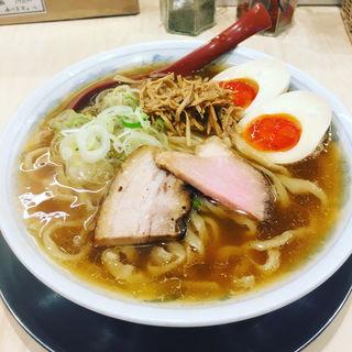 喜多方ラーメン(食堂 七彩 (ショクドウ シチサイ))